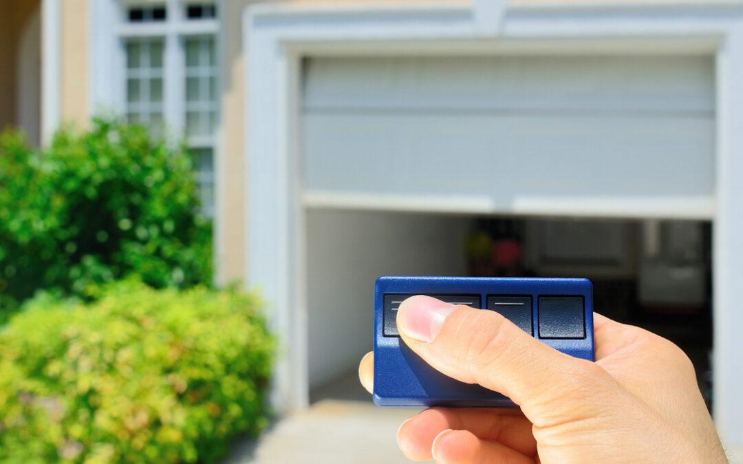 Why Won't My Garage Door Close?