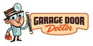 Dr. Spring Garage Door Doctor Logo
