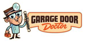 Dr. Spring Garage Door Doctor Logo