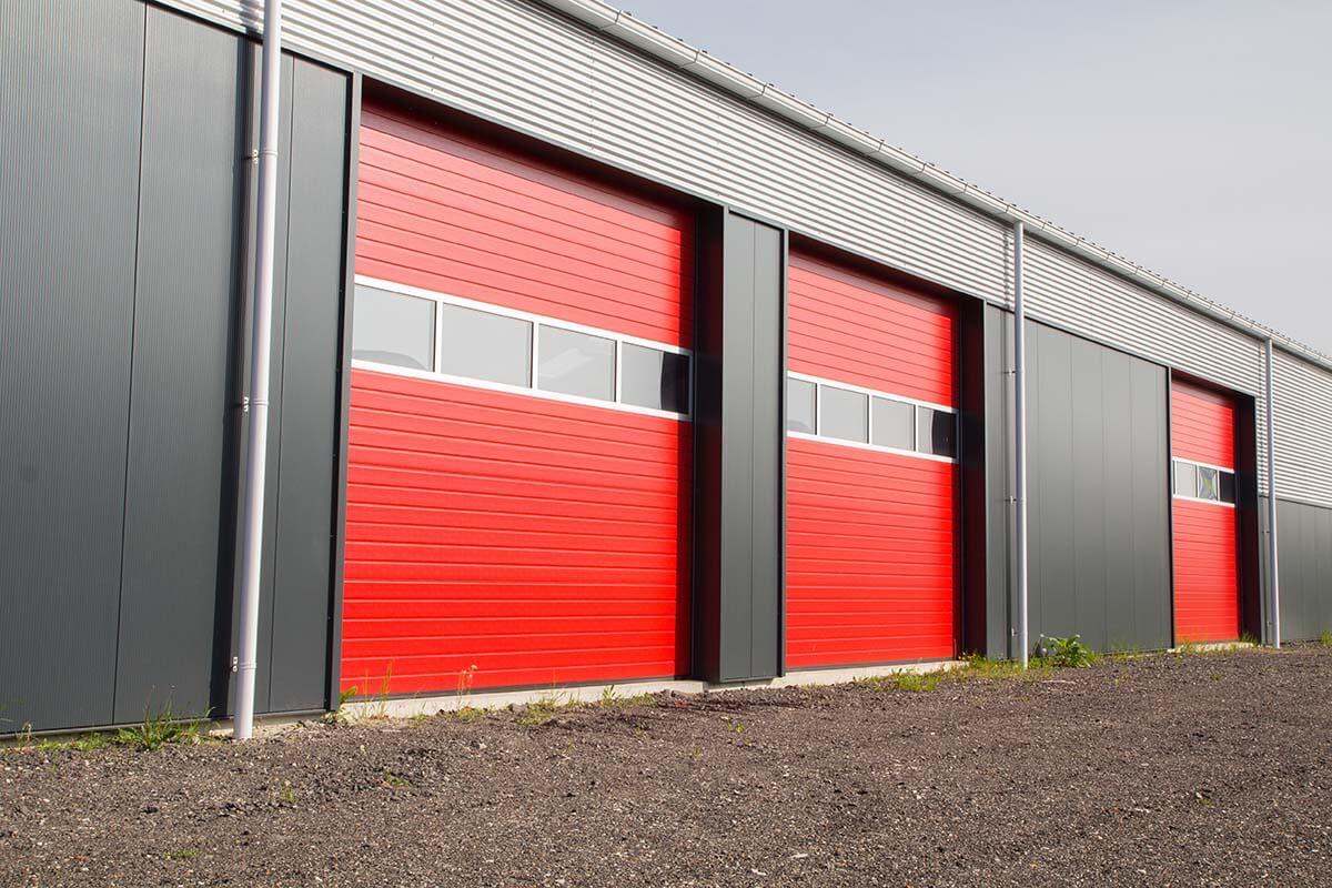 Shed Garage Doors