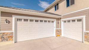 Maintenance Garage Door